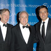 Nov 20th, 2008, New York City,<br /> Lorne Michaels(c), and Jimmy Fallon(r) with gala chair<br /> at<br /> The Museum Gala at the American Museum of Natural History<br /> (Credit Image: © Chris Kralik/KEYSTONE Press)