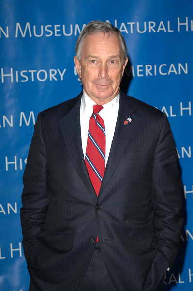 Nov 20th, 2008, New York City,<br /> Mayor Michael Bloomberg<br /> attends <br /> The Museum Gala at the American Museum of Natural History<br /> (Credit Image: © Chris Kralik/KEYSTONE Press)