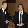 Nov 20th, 2008, New York City,<br /> Conan O'Brien and Will Arnett<br /> are not being funny<br /> The Museum Gala at the American Museum of Natural History<br /> (Credit Image: © Chris Kralik/KEYSTONE Press)