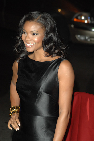 Dec 1st, 2008, New York City,<br /> Actress Gabrielle Union<br /> attends the New York premiere of Cadillac Records<br /> (Credit Image: © Chris Kralik/KEYSTONE Press)