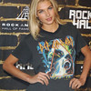 Dec. 2nd, 2008, New York City,<br /> Model Jessica Hart<br /> attends the Rock and Roll Hall of Fame Annex Opening Gala<br /> (Credit Image: © Chris Kralik/KEYSTONE Press)