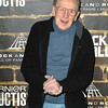 Dec. 2nd, 2008, New York City,<br /> The legendary Les Paul<br /> attends the Rock and Roll Hall of Fame Annex Opening Gala<br /> (Credit Image: © Chris Kralik/KEYSTONE Press)