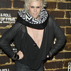 Dec. 2nd, 2008, New York City,<br /> Posing Scenester Justin Tranter<br /> attends the Rock and Roll Hall of Fame Annex Opening Gala<br /> (Credit Image: © Chris Kralik/KEYSTONE Press)