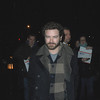 "Dec. 11th, 2008, New York City,<br /> Fresh from the seventies Danny Masterson<br /> The Cinema Society and Pamela Roland host special screening of <br /> ""The Curious Case of Benjamin Button""<br /> (Credit Image: © Chris Kralik/KEYSTONE Press)"