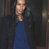 """Dec. 11th, 2008, New York City,<br /> Liya Kebede suffered Atlantic winds<br /> The Cinema Society and Pamela Roland host special screening of <br /> """"The Curious Case of Benjamin Button""""<br /> (Credit Image: © Chris Kralik/KEYSTONE Press)"""