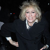 "Dec. 11th, 2008, New York City,<br /> Judith Light braves the elements <br /> The Cinema Society and Pamela Roland host special screening of <br /> ""The Curious Case of Benjamin Button""<br /> (Credit Image: © Chris Kralik/KEYSTONE Press)"