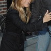 "Dec. 17th, 2008, New York City,<br /> Jennifer Aniston arrives for her taping of 'The David Letterman Show""<br /> (Credit Image: © Chris Kralik/KEYSTONE Press)"