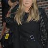 "Dec. 17th, 2008, New York City,<br /> Jennifer Aniston arrives for her taping of 'The David Letterman Show""<br /> (Credit Image: © Chris Kralik/KEYSTONE Press)"