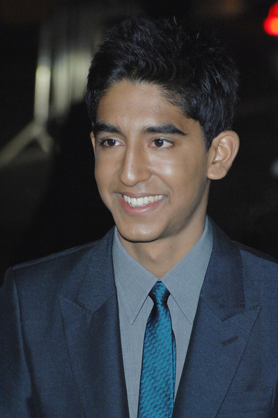 January 14th, 2009, New York City.<br /> Actor Dev Patel<br /> attends the National Board of Review of Motion Pictures Gala<br /> (Credit Image: © Chris Kralik/KEYSTONE Press)