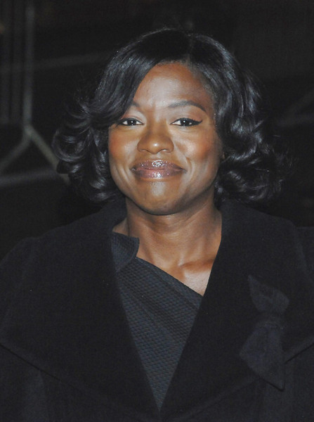 January 14th, 2009, New York City.<br /> Actress Viola Davis<br /> attends the National Board of Review of Motion Pictures Gala<br /> (Credit Image: © Chris Kralik/KEYSTONE Press)