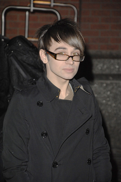 """Christian Siriano<br /> attends the special screening of """"He's Just Not That Into You""""<br /> presented by the New York Cinema Society<br /> January 28th, 2009, New York City<br /> © 2009 by Chris Kralik/Retna"""