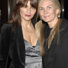 "Helena Christensen and Elaine Rasmussen<br /> attend the special screening of ""He's Just Not That Into You""<br /> presented by the New York Cinema Society<br /> January 28th, 2009, New York City<br /> © 2009 by Chris Kralik/Retna"