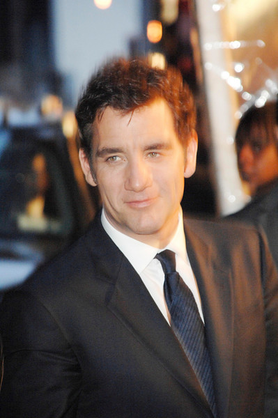clive owen on fire<br /> © 2009 by Chris Kralik