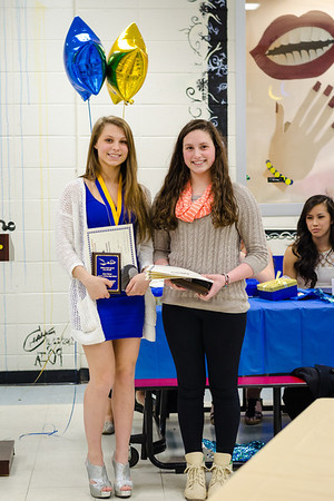 2014 Swimming/Diving Banquets