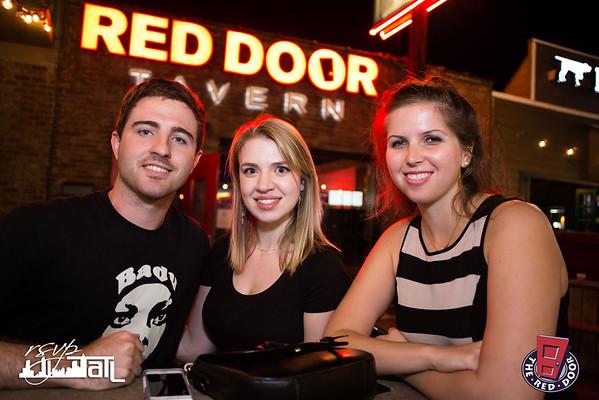 Red Door - Saturday 10-8-2016
