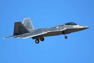 United States Air Force Lockheed Martin F-22A 08-4159 7-20-16