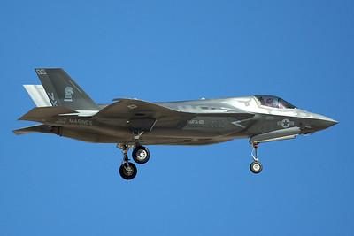 United States Marine Corps Lockheed Martin F-35B 169169 7-20-16