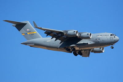 United States Air Force Boeing C-17A 10-0213 7-20-16 2