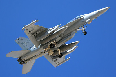 United States Navy Boeing EA-18G 168258 7-20-16 2