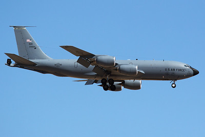 United States Air Force Boeing KC-135R 62-3554 7-20-16