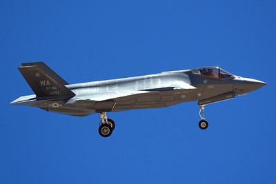 United States Air Force Lockheed Martin F-35A 12-5053 7-20-16