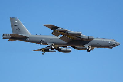 United States Air Force Boeing B-52H 60-0013 7-20-16 2