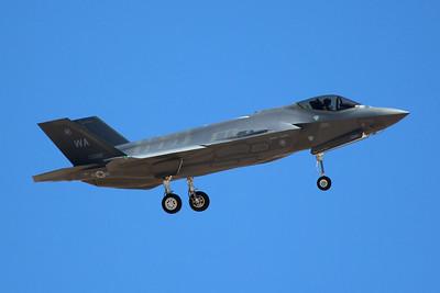 United States Air Force Lockheed Martin F-35A 13-5082 7-19-16