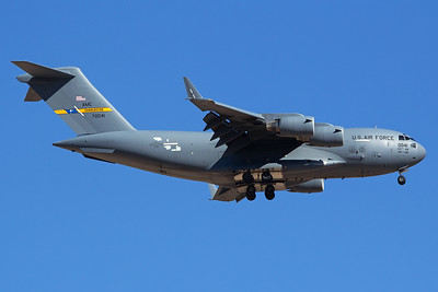 United States Air Force Boeing C-17A 97-0041 7-20-16
