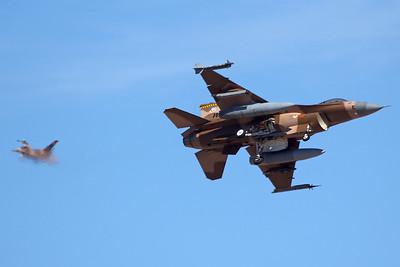 United States Air Force General Dynamics F-16C 87-0307 7-20-16