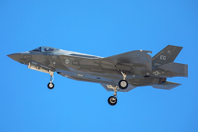 United States Air Force Lockheed Martin F-35A 08-0747 7-28-17