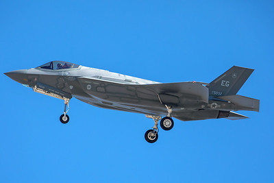 United States Air Force Lockheed Martin F-35A 11-5032 7-28-17