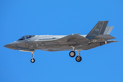 United States Air Force Lockheed Martin F-35A 11-5026 7-28-17