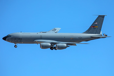United States Air Force Boeing KC-135R 57-1438 7-28-17 2