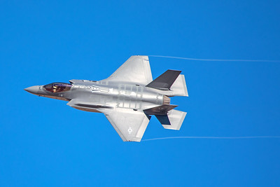 United States Air Force Lockheed Martin F-35A 14-5099 8-22-17