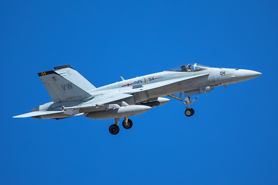 United States Marine Corps McDonnell Douglas FA-18A 162451 8-24-17