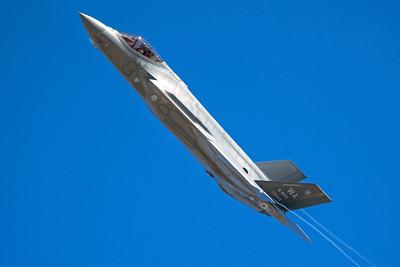 United States Air Force Lockheed Martin F-35A 12-5049 8-22-17