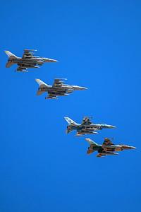 United States Air Force General Dynamics F-16C 86-0299 8-22-17
