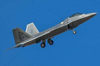 United States Air Force Lockheed Martin F-22A 08-4159 2-8-18