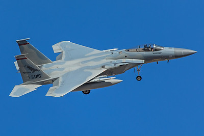 United States Air Force McDonnell Douglas F-15C 82-0016 2-8-18