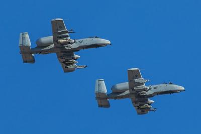 United States Air Force Fairchild Republic A-10C 80-0242 2-8-18