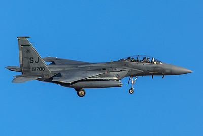 United States Air Force McDonnell Douglas F-15E 88-1708 2-8-18 2