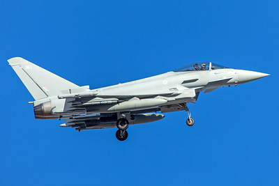 Royal Air Force Typhoon-FGR4 ZK361 2-8-18