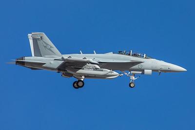Royal Australian Air Force Boeing EA-18G A46-305 2-8-18
