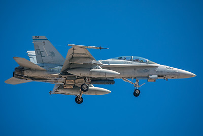 United States Marine Corps McDonnell Douglas FA-18D 165415 3-12-18