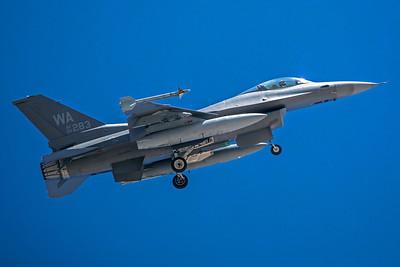 United States Air Force General Dynamics F-16C 86-0283 3-12-18