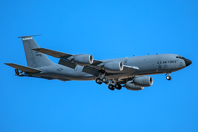 United States Air Force Boeing KC-135R 63-8885 3-12-18