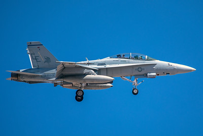 United States Marine Corps McDonnell Douglas FA-18D 164677 3-12-18