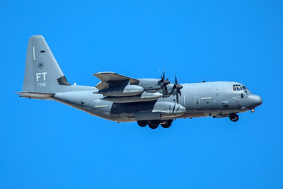 United States Air Force Lockheed Martin HC-130J 11-5719  3-12-18