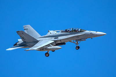 United States Marine Corps McDonnell Douglas FA-18D 165413 3-12-18