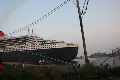 Cruise Ship/Brooklyn Terminal